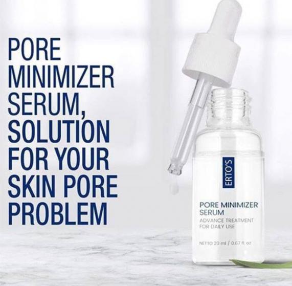 ertos minizer serum